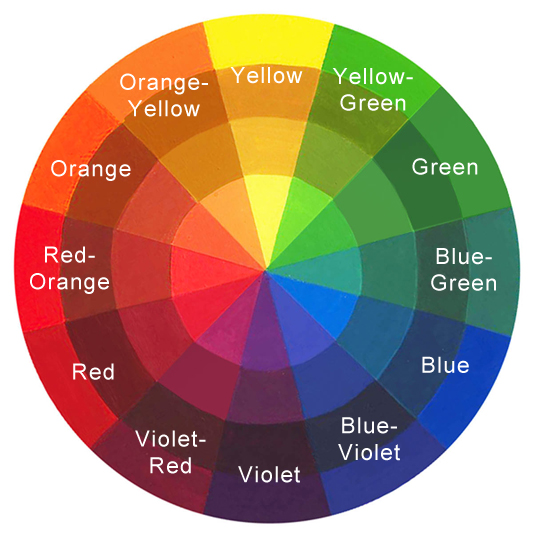 Understanding Color - Rule 1 Linmarr Towers Condominium Complex