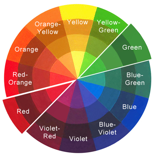 Understanding Color - Rule 2 Linmarr Towers Condominium Complex
