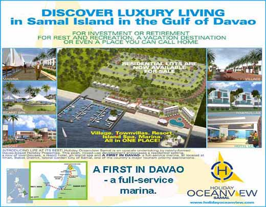 Discover Luxury Living in Samal Island in the Gulf of Davao