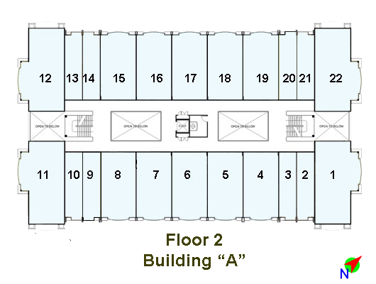 Image of 2nd Floor Availability