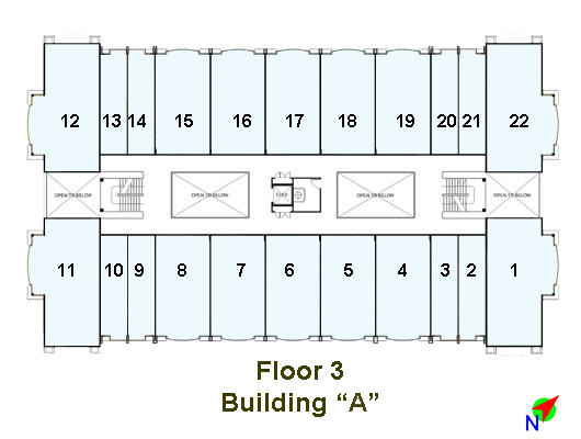 Image of 3rd Floor Availability
