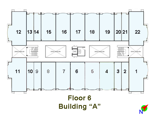 Image of 6th Floor Availability